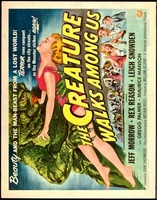 The Creature Walks Among Us movie poster (1956) picture MOV_028852b7