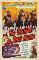 The Daltons Ride Again movie poster (1945) picture MOV_028f2ff2
