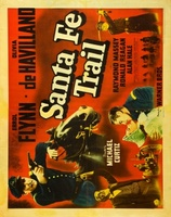Santa Fe Trail movie poster (1940) picture MOV_028fe50d