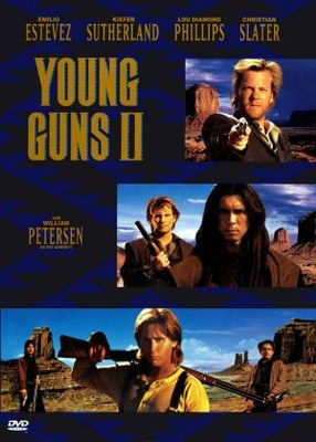 Young Guns 2 movie poster (1990) poster MOV_0299161f