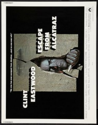 Escape From Alcatraz movie poster (1979) poster MOV_0299b836