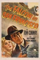 The Falcon in San Francisco movie poster (1945) picture MOV_029abd25