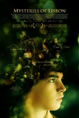 Mistérios de Lisboa movie poster (2010) poster MOV_029e9108