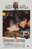 Spanish Affair movie poster (1957) picture MOV_02a7049f
