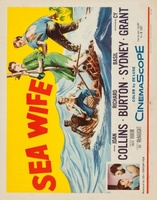 Sea Wife movie poster (1957) picture MOV_02ad2201