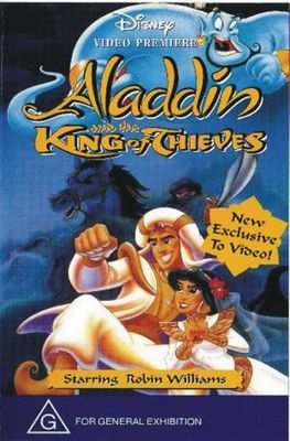 Aladdin And The King Of Thieves movie poster (1996) poster MOV_02add5cb
