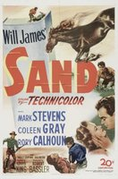 Sand movie poster (1949) picture MOV_02aea60c