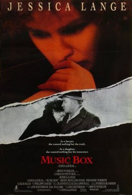 Music Box movie poster (1989) poster MOV_02b349e2