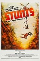 Stunts movie poster (1977) picture MOV_02b46c65