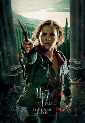 Harry Potter and the Deathly Hallows: Part II movie poster (2011) poster MOV_02b853a7