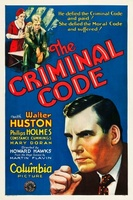 The Criminal Code movie poster (1931) picture MOV_02bd938d