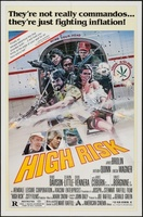 High Risk movie poster (1981) picture MOV_3427c454