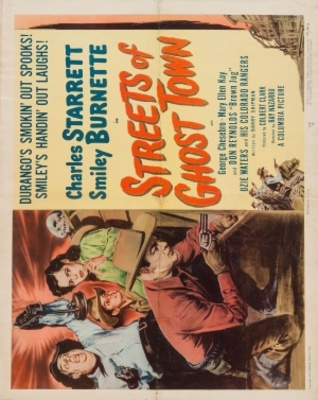 Streets of Ghost Town movie poster (1950) poster MOV_02c0665a