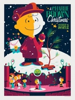 A Charlie Brown Christmas movie poster (1965) picture MOV_02c31b9a