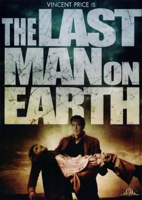 The Last Man on Earth movie poster (1964) poster MOV_02c31deb
