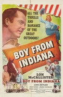 The Boy from Indiana movie poster (1950) picture MOV_02c5e886