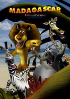 Madagascar movie poster (2005) picture MOV_02cda180