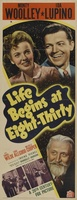 Life Begins at Eight-Thirty movie poster (1942) picture MOV_02ce0bb2