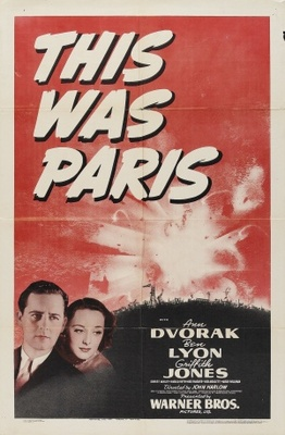 This Was Paris movie poster (1942) poster MOV_02d0c3f3