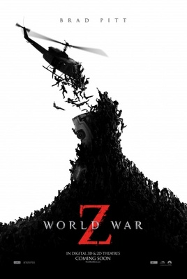 World War Z movie poster (2013) poster MOV_02d7f6f6