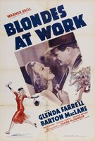 Blondes at Work movie poster (1938) picture MOV_02dd319b