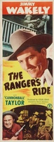 The Rangers Ride movie poster (1948) picture MOV_02e26500
