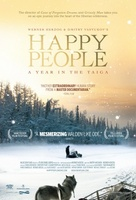 Happy People: A Year in the Taiga movie poster (2010) picture MOV_02eabced