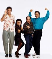 Seinfeld movie poster (1990) picture MOV_02ef40f7