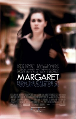 Margaret movie poster (2011) poster MOV_02f3c80e
