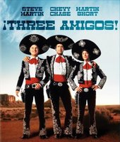 ¡Three Amigos! movie poster (1986) picture MOV_02f41db8