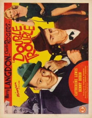 Double Trouble movie poster (1941) poster MOV_02f68996