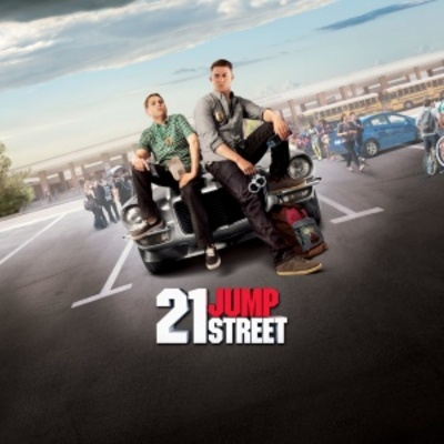 21 Jump Street movie poster (2012) poster MOV_030029c5