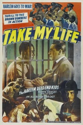 Take My Life movie poster (1942) poster MOV_030314db