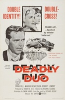 Deadly Duo movie poster (1962) picture MOV_03047aa0