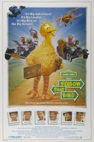 Sesame Street Presents: Follow that Bird movie poster (1985) picture MOV_030626db