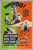 Bandido movie poster (1956) picture MOV_03074fc9