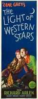 The Light of Western Stars movie poster (1930) picture MOV_030ecc95