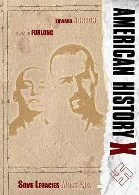 American History X movie poster (1998) poster MOV_030f70c6