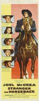 Stranger on Horseback movie poster (1955) picture MOV_0313e6e2