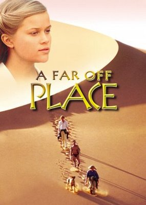A Far Off Place movie poster (1993) poster MOV_0318435a