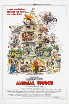 Animal House movie poster (1978) poster MOV_032130dd