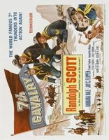 7th Cavalry movie poster (1956) picture MOV_032cdbc5