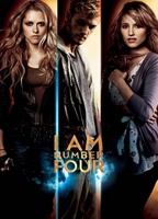 I Am Number Four movie poster (2011) picture MOV_0330f4e4
