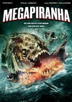 Mega Piranha movie poster (2010) picture MOV_03326a3b