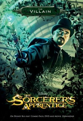 The Sorcerer's Apprentice movie poster (2010) poster MOV_03352540