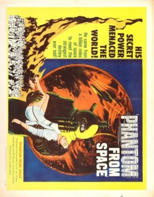 Phantom from Space movie poster (1953) poster MOV_0335b350