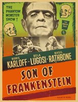 Son of Frankenstein movie poster (1939) picture MOV_164bbee1