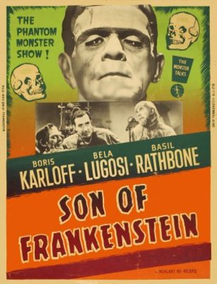 Son of Frankenstein movie poster (1939) poster MOV_033af9c6