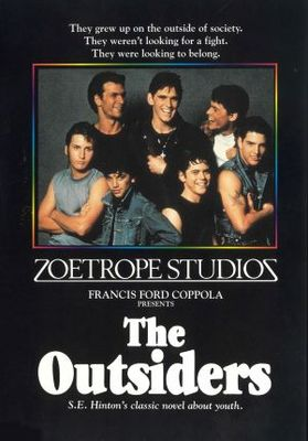 The Outsiders movie poster (1983) poster MOV_03404d39
