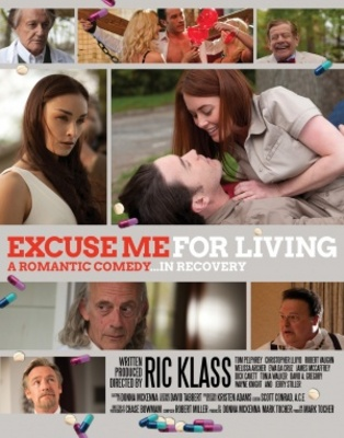 Excuse Me for Living movie poster (2012) poster MOV_034a8ebc